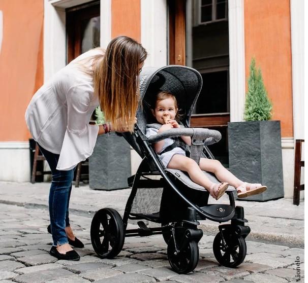 Wózek dla dziecka polskiego producenta