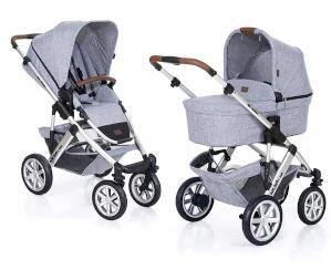 Wózek 2w1 z gondola dziecięcy