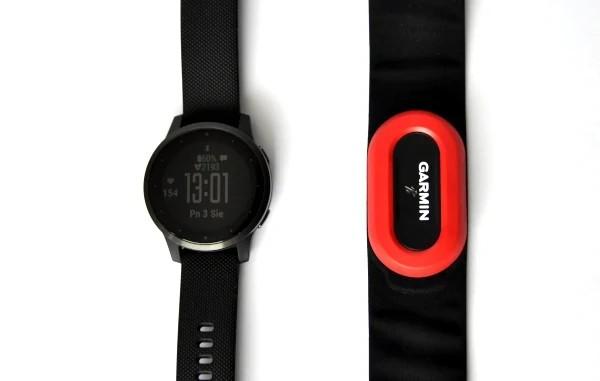 Garmin zegarek z czujnikiem tętna