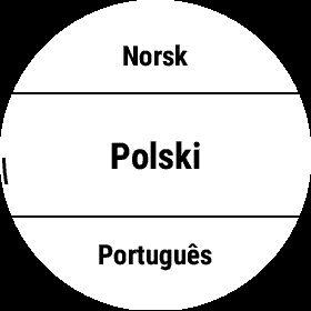 Wybór języka polskiego