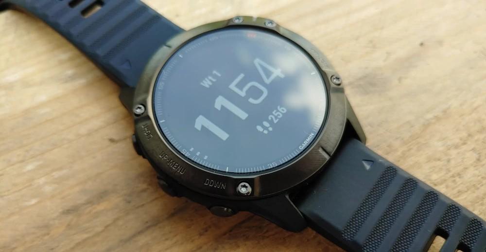 Zegarek dla biegaczy Fenix 6 Pro