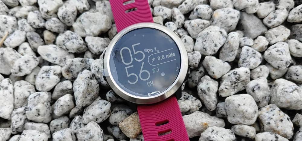 Zegarek dla biegaczy Forerunner 645